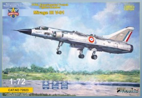 Mirage III-V-01 French VTOL