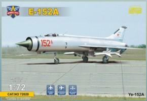 Ye-152A sov. twin-engined interceptor prototype