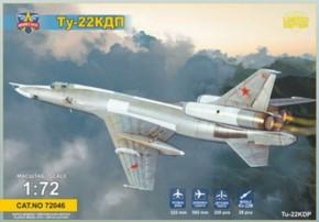 Tupolev Tu-22 Anti-Radar Missile Carrier & Kh-22 missile & trolley
