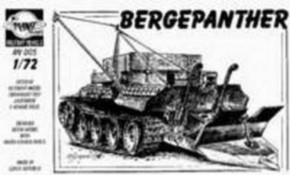 Bergepanther, Resin-Model, limitiert