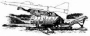 SAM-2 Giudeline (S-75), Resin-Model, limitiert
