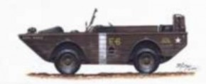 Ford GPA Jeep, Resin, limitiert