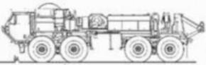 M-984 Oshkosh Recovery Vehicle, Resin-Model, lim.