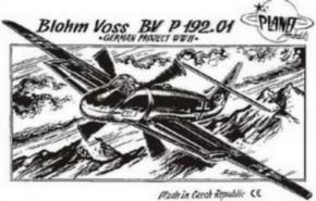 BV 192.01, Resin, limitiert