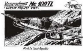 ME 109 TL (2x Jumo 004), Resin, limitiert