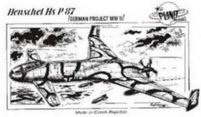 Henschel HS P-37, Resin, limitiert