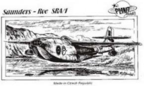 Saunders-Roe SRA/1, Resin-Modell, limitiert