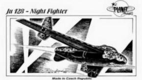 JU 128 (Night Fighter), Resin-Modell, limitiert