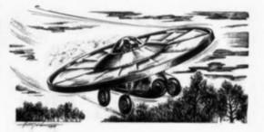 Flügelrad Typ V-1 BMW, Resin-Modell, limitiert