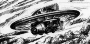 Flügelrad Typ V-2 BMW, Resin-Modell, limitiert