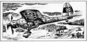 Arado AR-198, Resin-Modell, limitiert