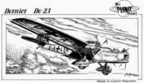 Dornier Do 23, Resin-Model, limitiert