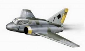 Heinkel P-1080 Rammjet Fighter, Resin-Model, lim.