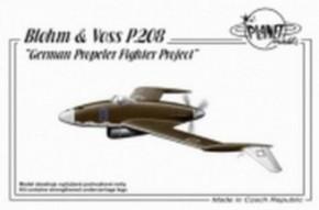 Blohm & Voss P.208, Resin-Modell, limitiert