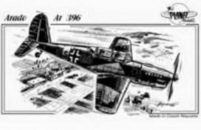 Arado AR 396, Resin, limitiert
