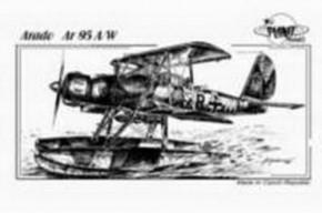 Arado AR 95 A/W, Resin, limitiert