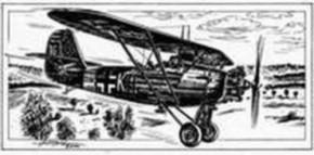 Heinkel HE 46, Resin, limitiert