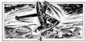 Focke Wulf Triebflügel, Resin, limitiert