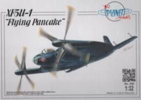 XF5U-1 Flying Pancake, Resin-Modell limitiert