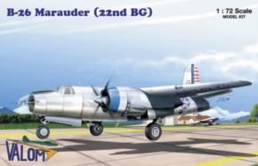 Martin B-26 Marauder (22nd BG)