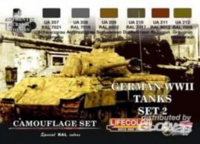 dt. Fahrzeuge WWII, Set 2, CS03