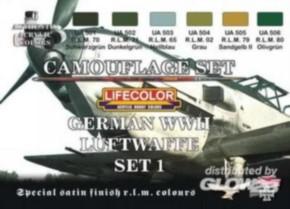dt. Luftwaffe WWII, Set 1, CS06