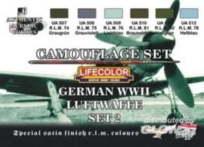 dt. Luftwaffe WWII, Set 2, CS07