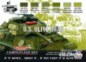 Olive Drab Farben, CS11