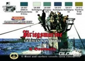 dt. Kriegsmarine WWII, Set 2, CS12