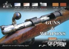 Pistolen und Waffen, WWII, CS26