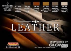 Leather, Leder-Farben , CS30