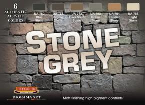 Color Set Stone gray, CS40