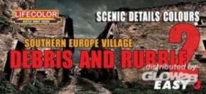 North Europe Village Debris and Rubble 2