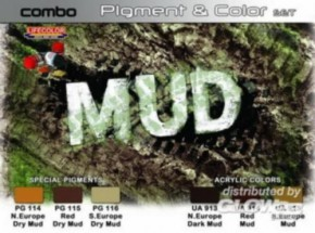 Set Combo effects of Mud  SPG05