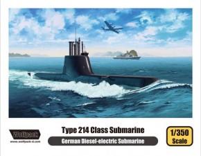 Type 214 Class U-Boot