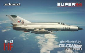 MF/MiG-21 in Czechoslovak service Dual Combo, Supper 44