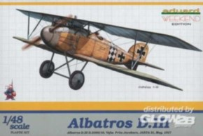 Albatros D.III Weekend edition