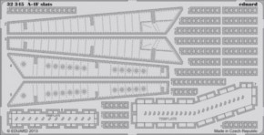 B-17G engines, Fotoätzteile (HK)