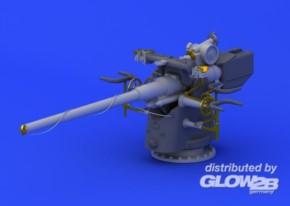 dt. U.Boot-Geschütz 10,5cm Flak