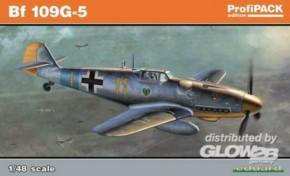 Bf-109G-5 late Profi Pack, limitiert