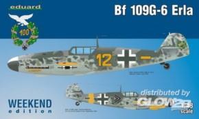 Bf 109G-6 Erla, Weekend