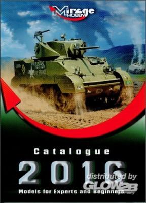Mirage-Katalog aktuell