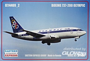 Boeing 737-200 Olympic