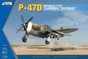 P-47D Thunderbolt Razor Back
