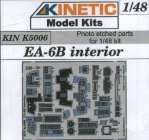 EA-6B interior Color-Fotoätzteile