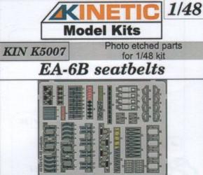 EA-6B Seat-Belt Color-Fotoätzteile