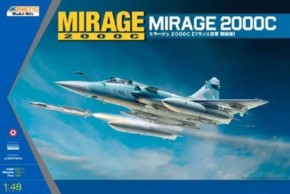 Mirage 2000C Multi-Role Combat Fig