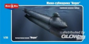 dt. menschlicher Torpedo Neger WWII
