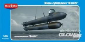 dt. Mini-Uboot Marder WWII