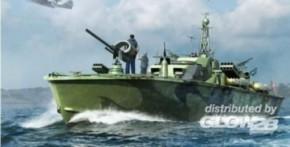 U.S. Navy Elco 80 Motor Patrol Torpedo Boat